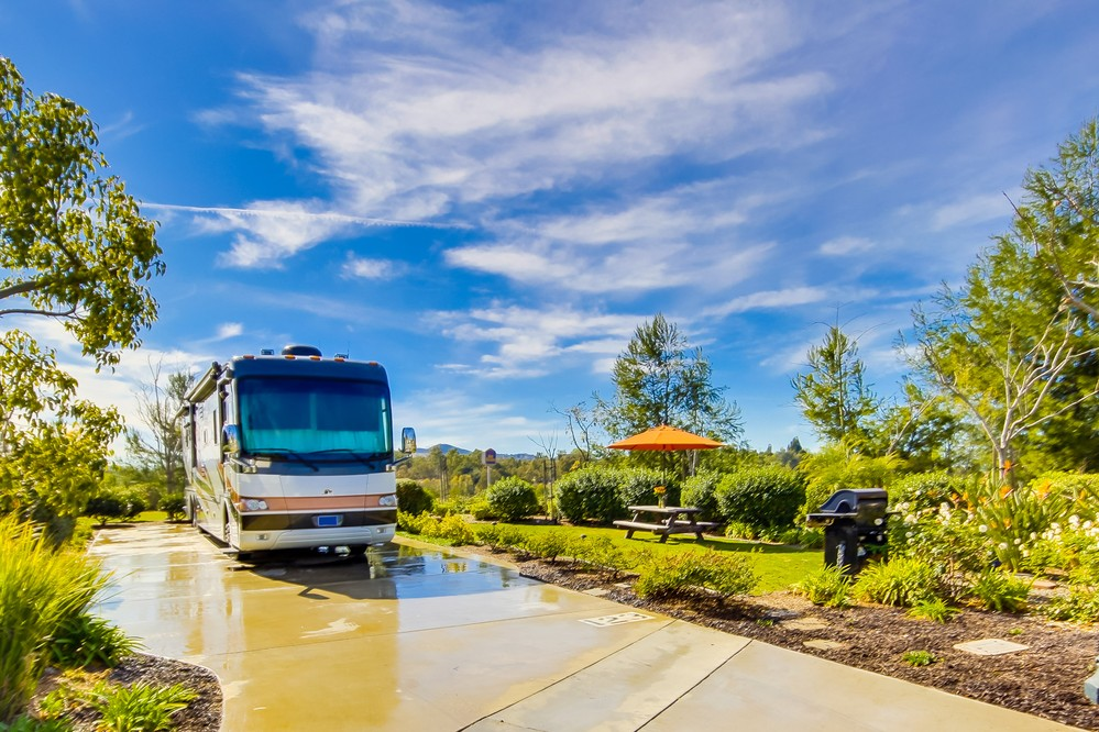 Escondido RV Resort in San Diego