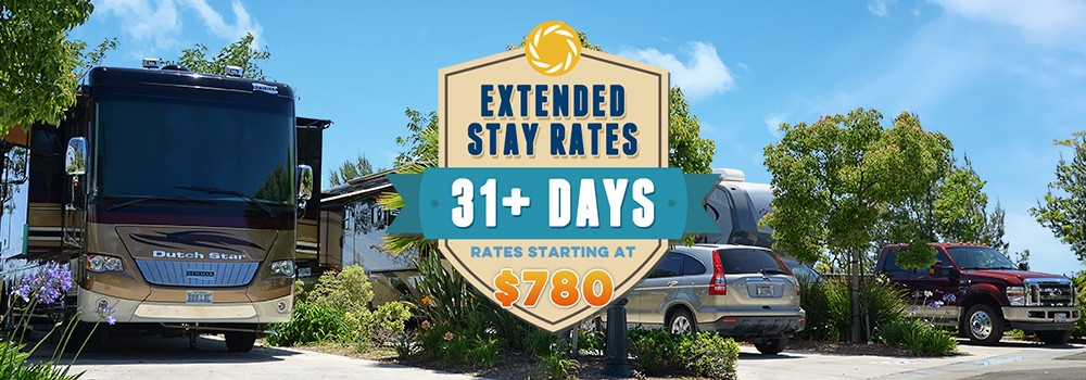 Escondido RV Resort Extended Stay
