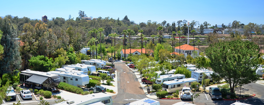 Escondido Rv Resort Located In San Diego With Top Amenities