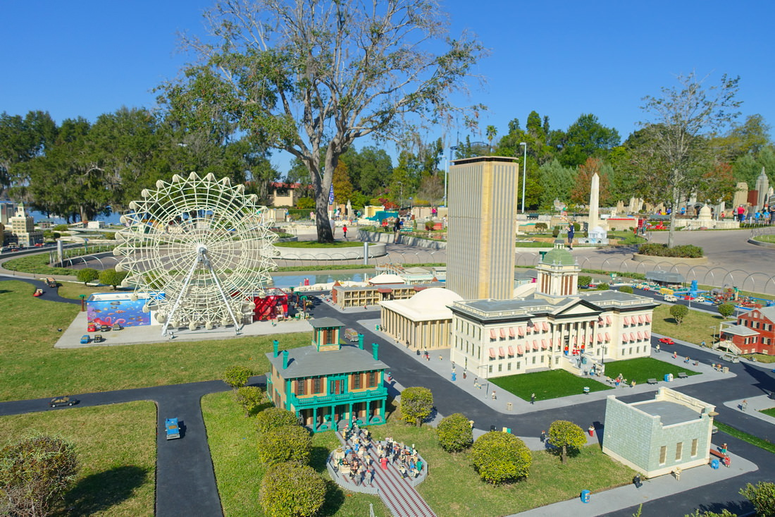 Legoland California Is A Short Drive From Escondido Rv Resort