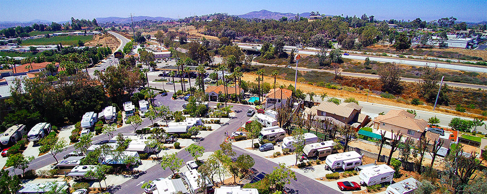 Welcome to Escondido RV Resort