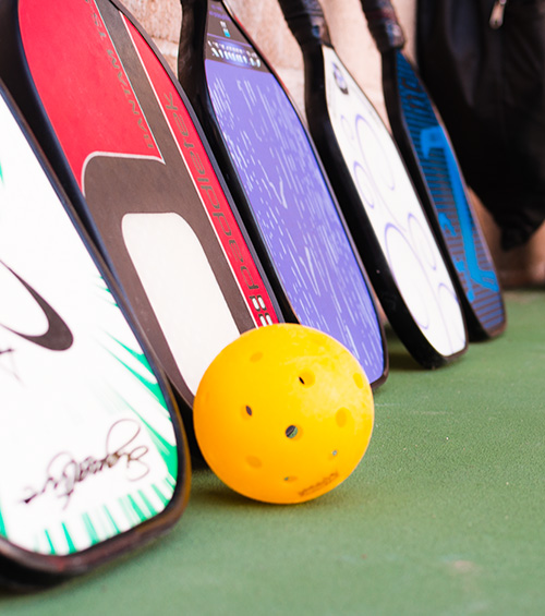 Pickleball in Escondido